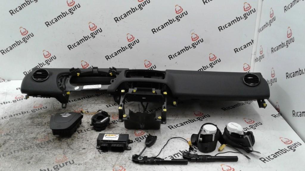 KIT airbag completo Opel meriva