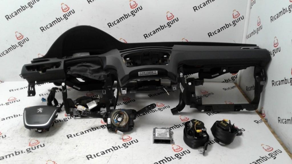 KIT airbag completo Peugeot 508