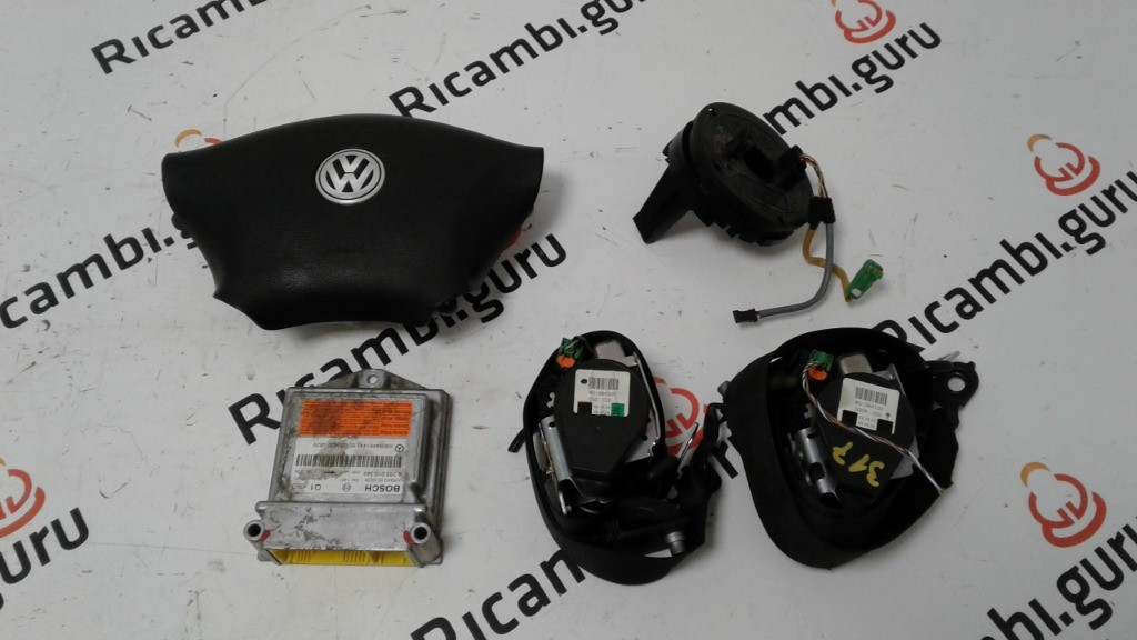 KIT airbag completo Volkswagen crafter