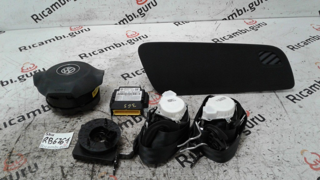 KIT airbag completo Volkswagen polo