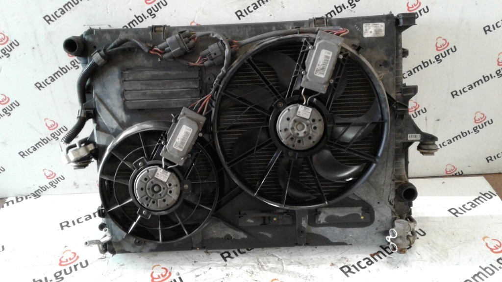 Kit Radiatori Audi q7