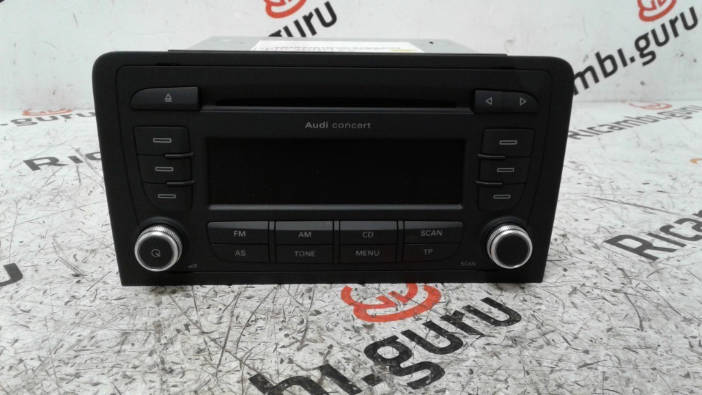 Radio Lettore CD Audi a3
