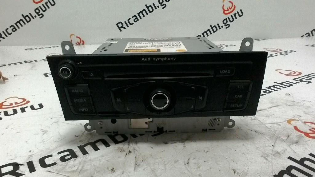 Radio Lettore CD Audi a4