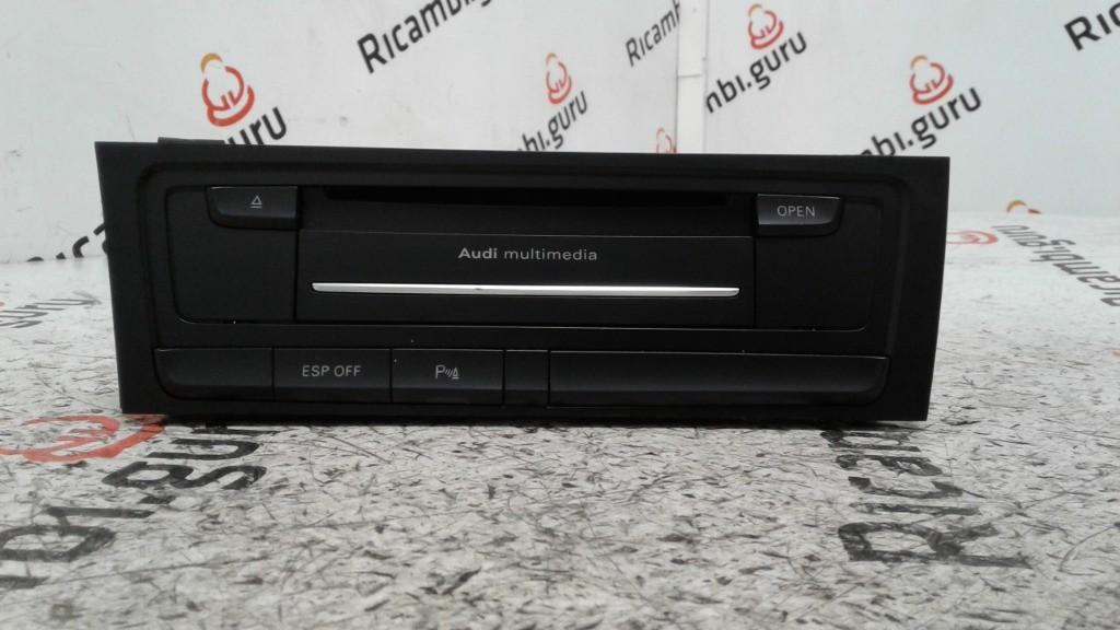 Radio Navigaotore Audi a4