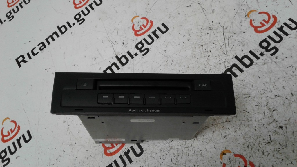 Caricatore CD Audi q7