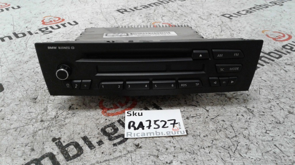 Radio Lettore CD  Business Bmw serie 1