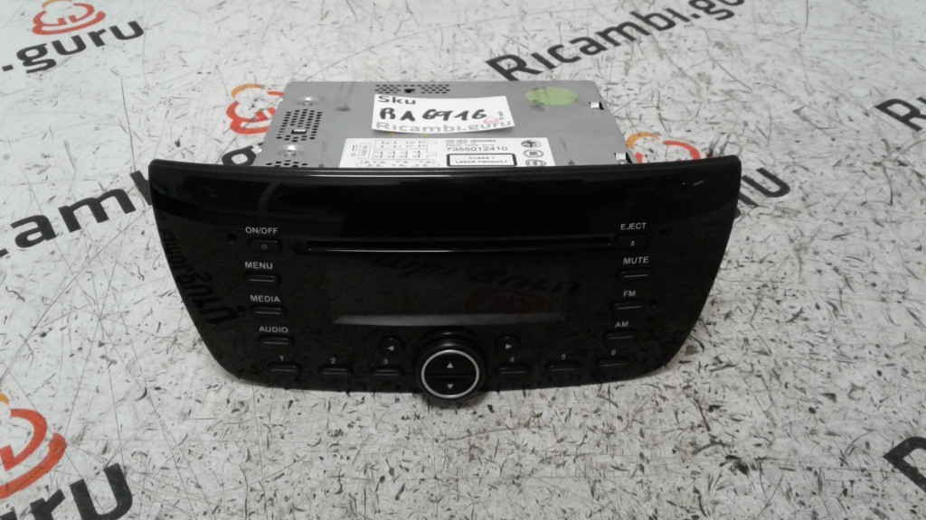 Radio Lettore CD Fiat doblo
