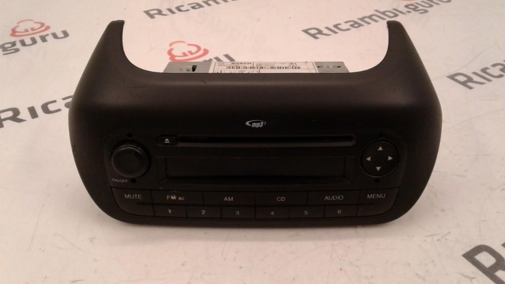 Radio Lettore CD Fiat qubo