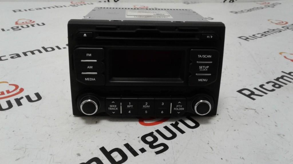 Radio Lettore CD Kia rio