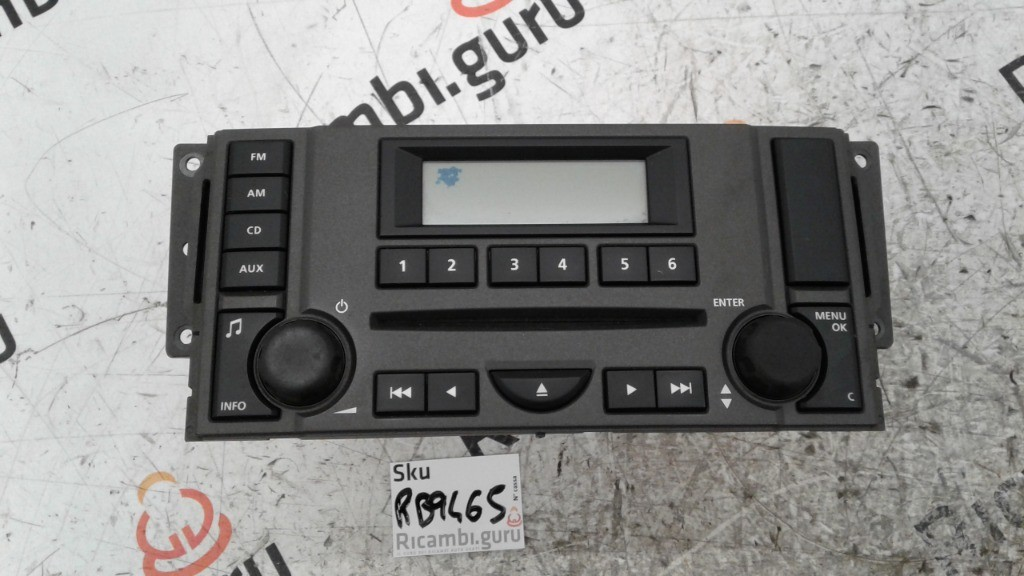 Radio Lettore CD Land rover discovery 3