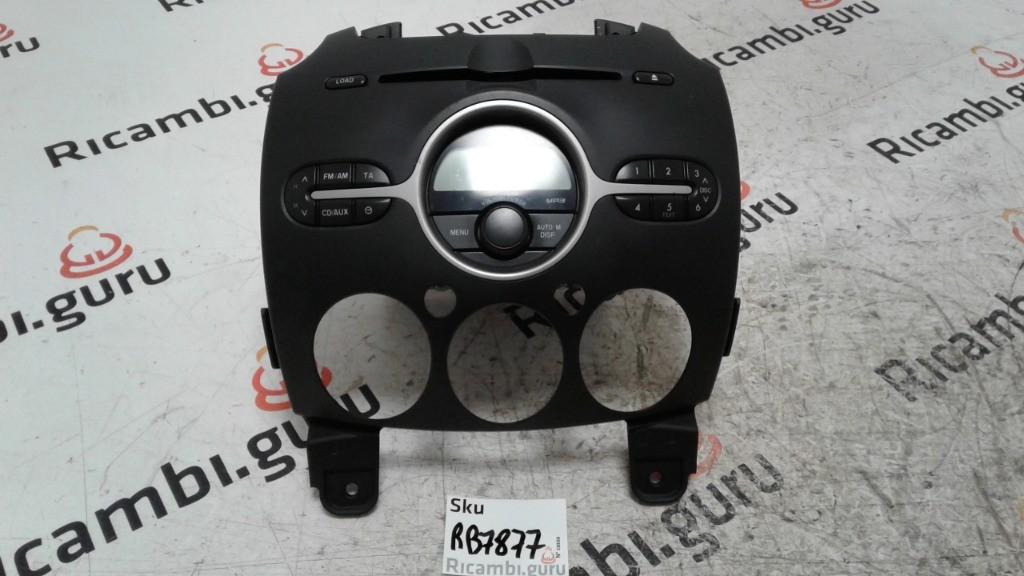 Radio Lettore CD Mazda 2