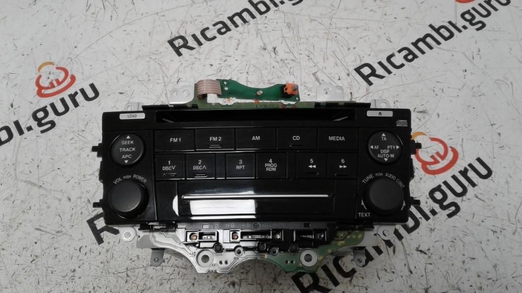 Radio Lettore CD Mazda 6
