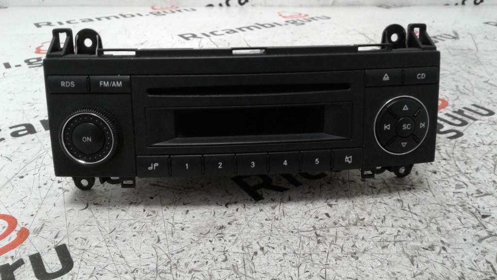 Radio Lettore CD Mercedes classe b