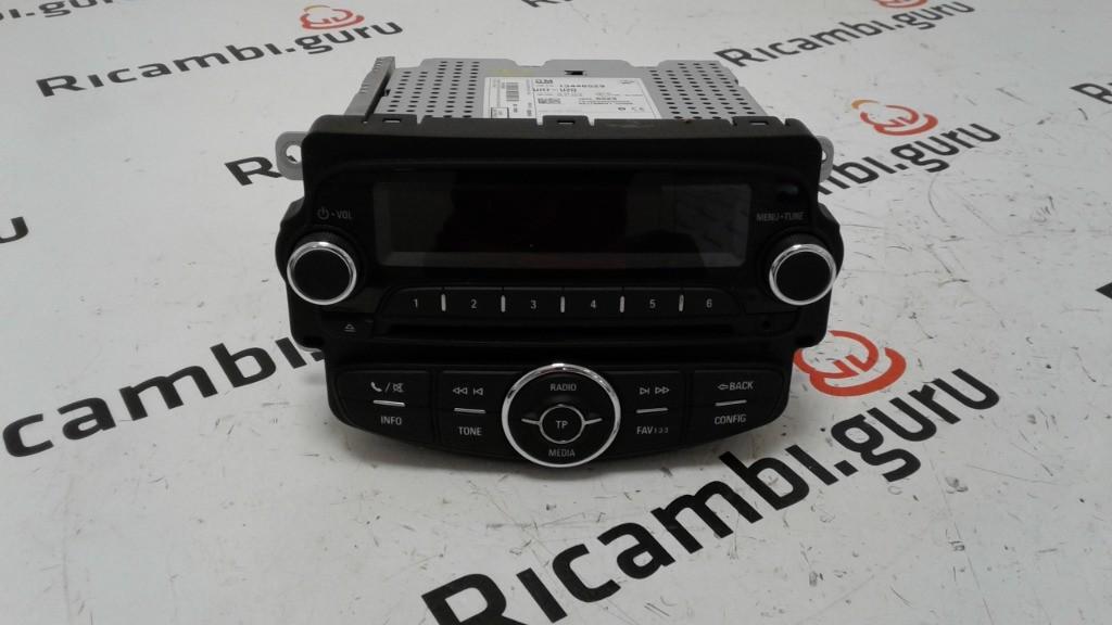 Radio Lettore CD Opel adam