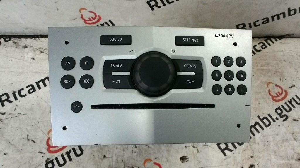 Radio Lettore CD Opel corsa