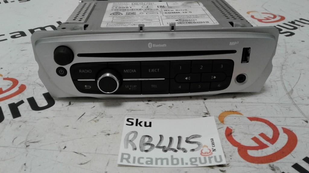 Radio Lettore CD Renault megane