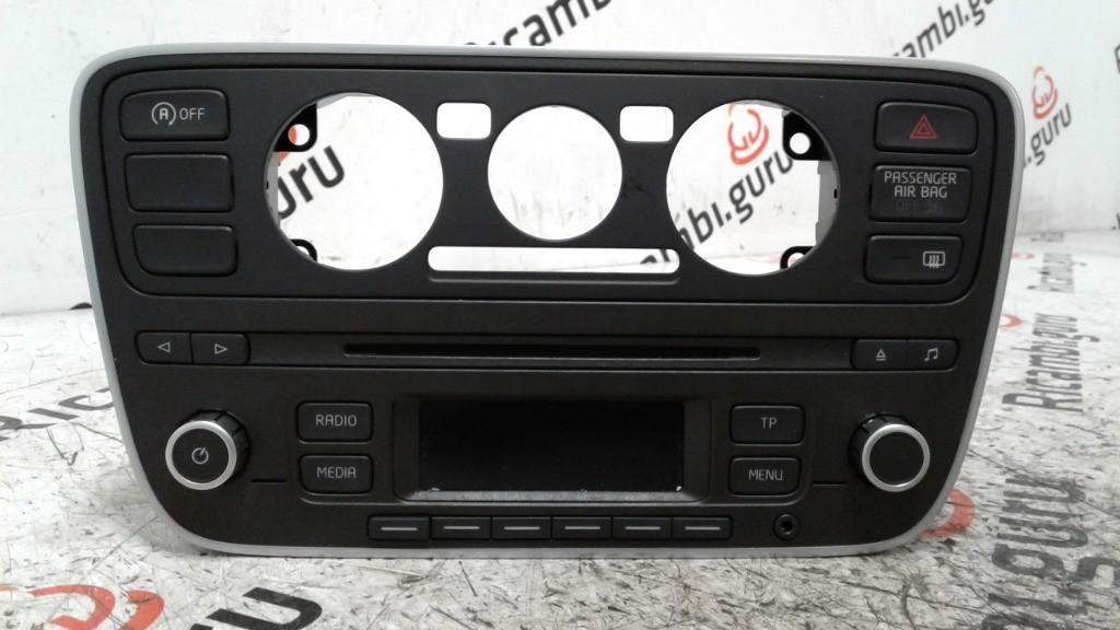 Radio Lettore CD Seat mii