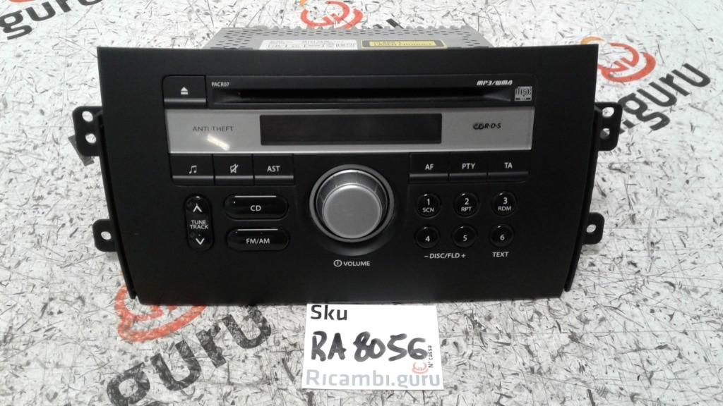Radio Lettore CD Suzuki sx4