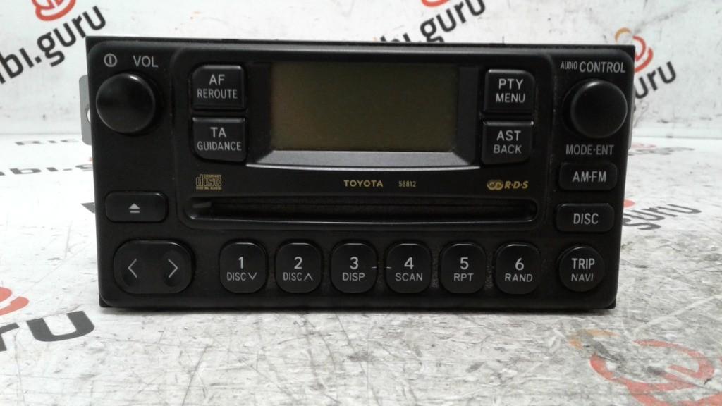 Radio Lettore CD Toyota rav 4