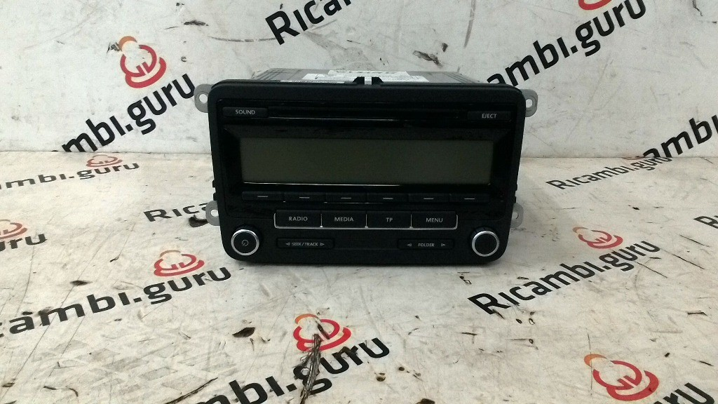 Autoradio Volkswagen golf 6