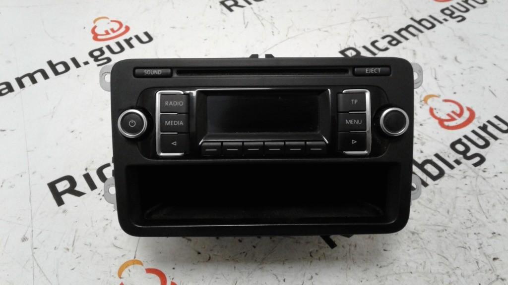 Radio Lettore CD RCD 210 Volkswagen golf 6