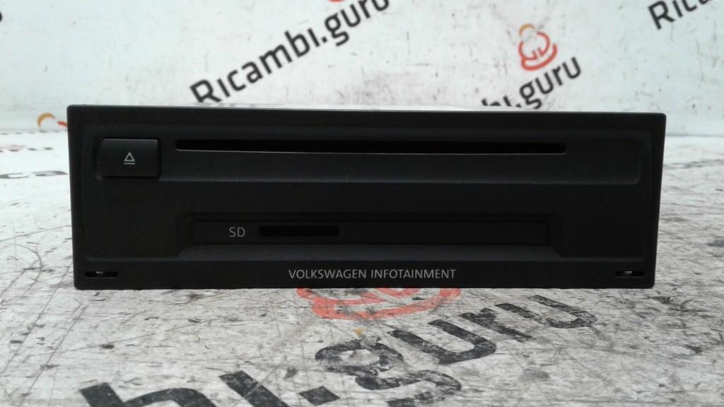 Radio Lettore CD Volkswagen golf 7