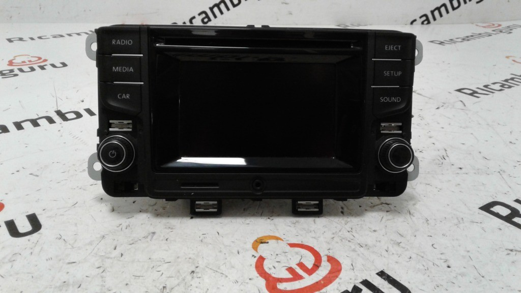 Radio Lettore CD Touchscreen Volkswagen polo