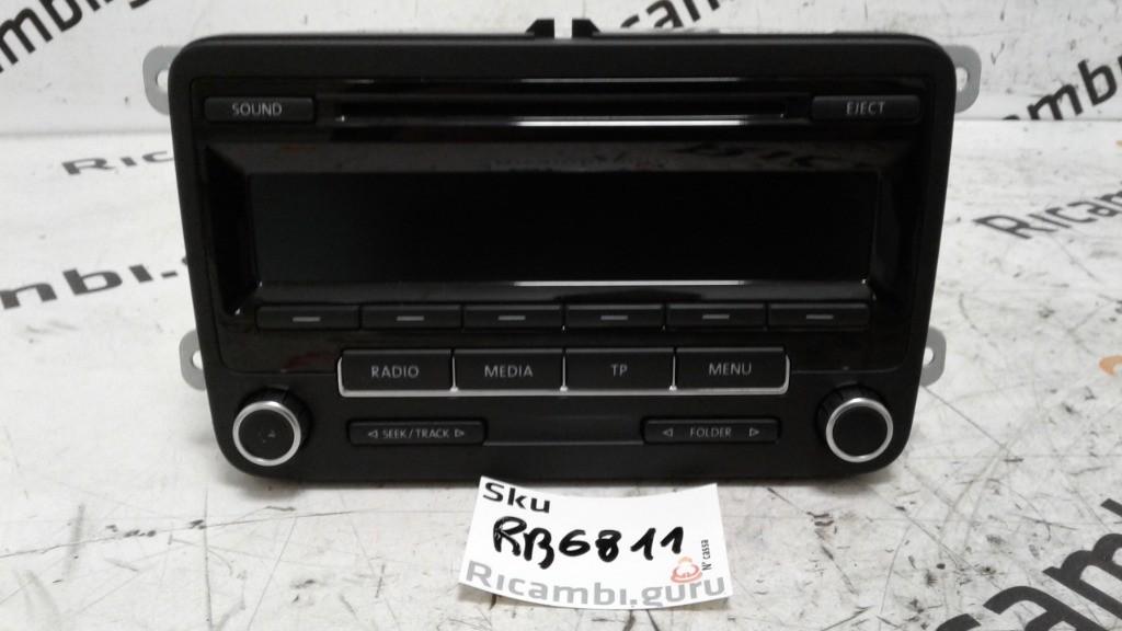 Radio Lettore CD Volkswagen polo