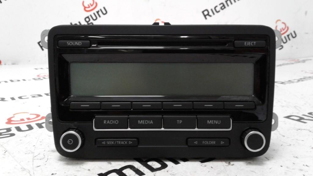 Radio Lettore CD Volkswagen scirocco