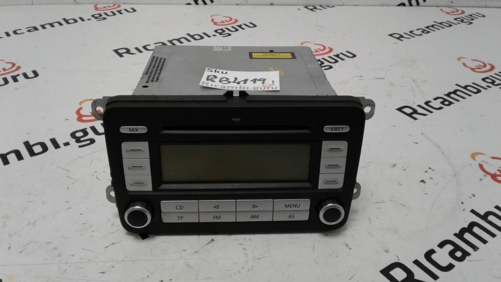 Radio Lettore CD RCD 300 Volkswagen tiguan