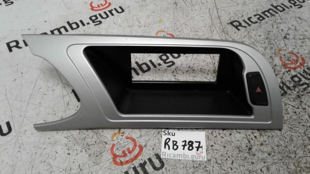 Modanatura cruscotto Audi a4
