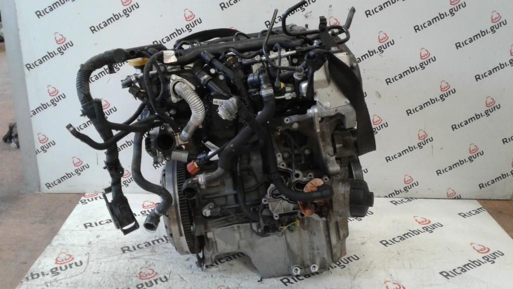 Motore completo Alfa romeo giulietta