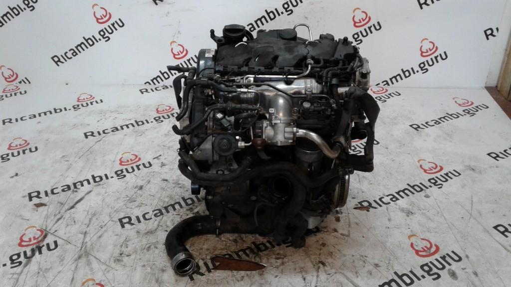 Motore completo Audi a3 cabrio