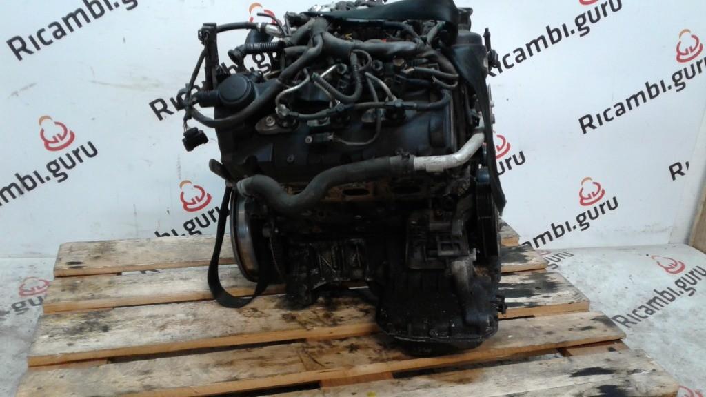 Motore completo Audi a6