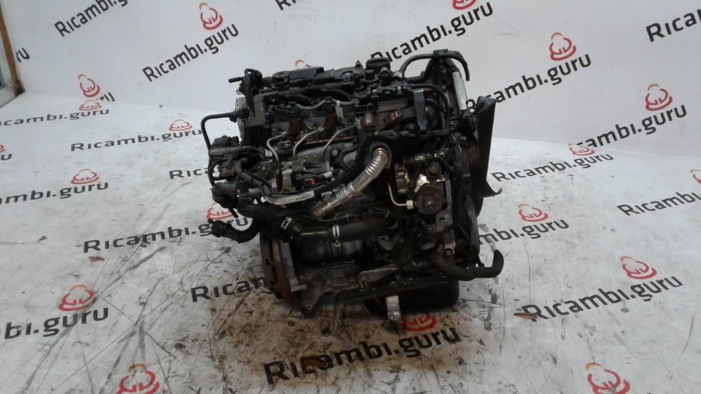Motore completo Citroen c3 picasso