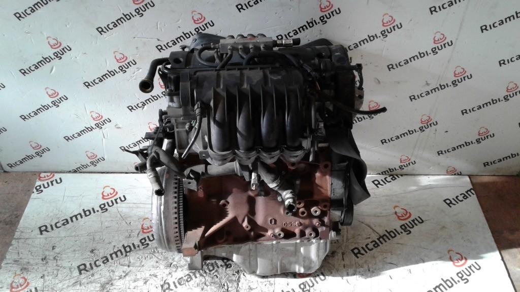 Motore completo Citroen c4 berlina