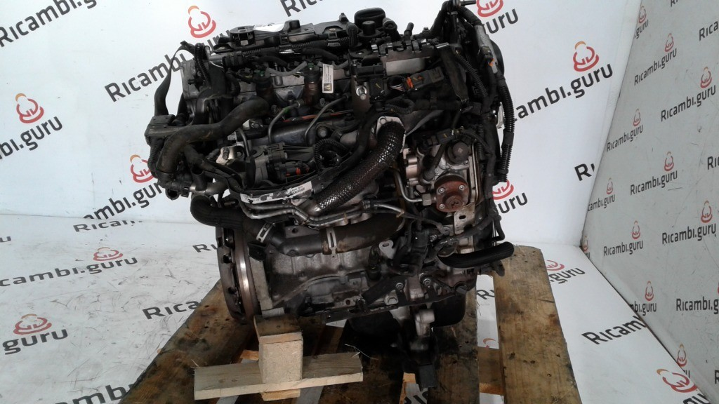 Motore completo Citroen c4