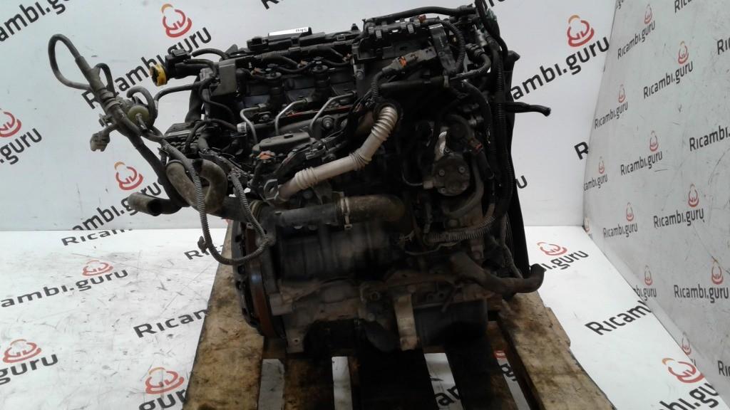 Motore completo Citroen c4 cactus
