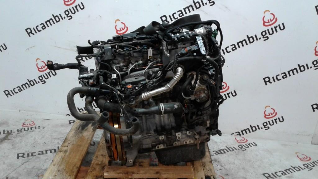 Motore completo Citroen c4 picasso