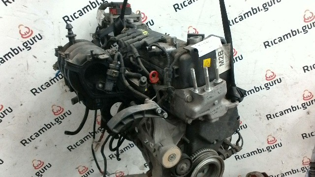 Motore completo Fiat 500