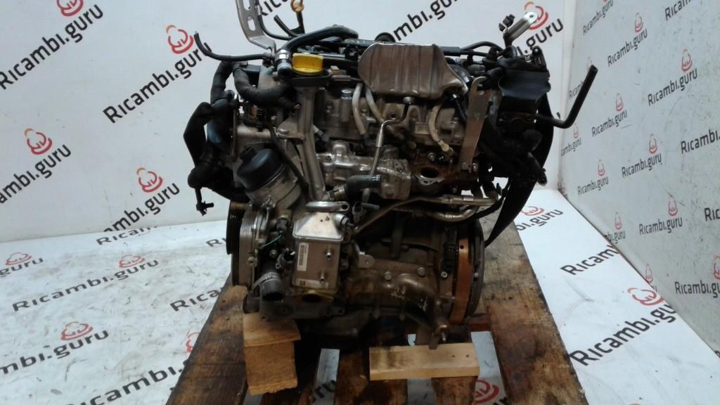 Motore completo Fiat 500 l