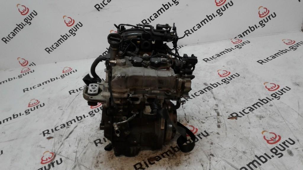 Motore completo Fiat grande punto