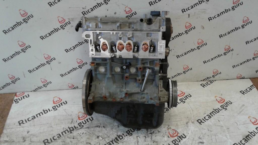 Motore completo Fiat panda