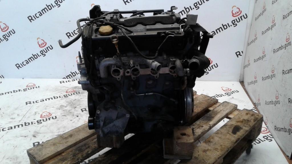 Motore completo Fiat sedici