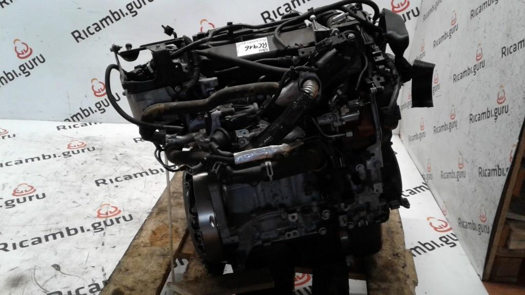 Motore completo Ford c-max