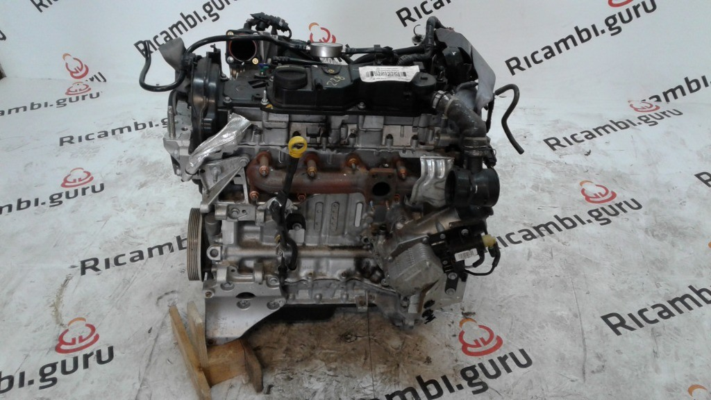 Motore completo Ford focus