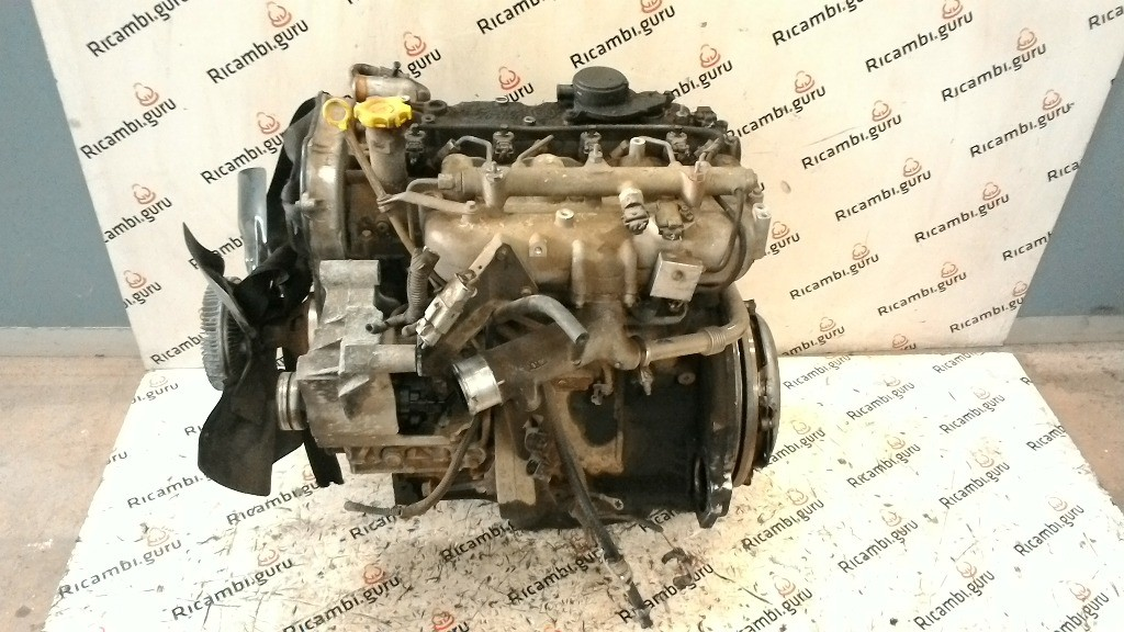 Motore completo Jeep Cherokee