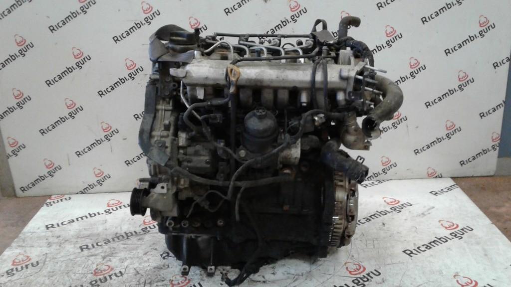 Motore completo Kia rio
