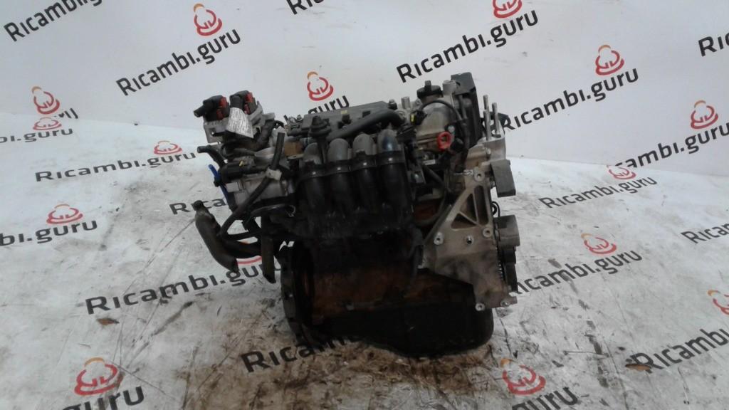 Motore completo Lancia ypsilon