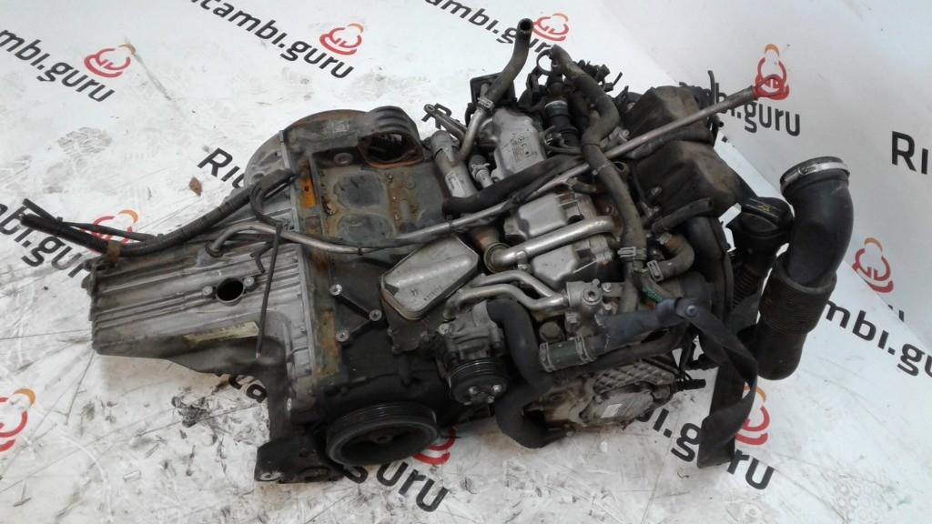Motore completo Mercedes classe b